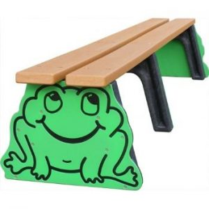 Frog Backless Bench Seat