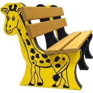 Giraffe Bench Seat