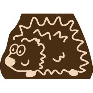 Hedgehog Backless Bench Seat