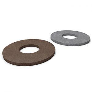 bollard base plate