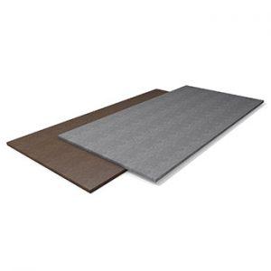 sheets brown and grey