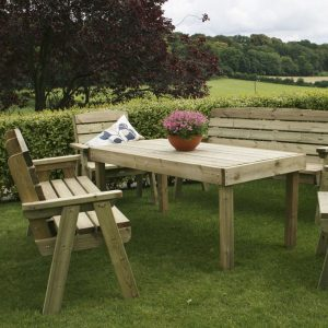 Dean Rigid Picnic Table
