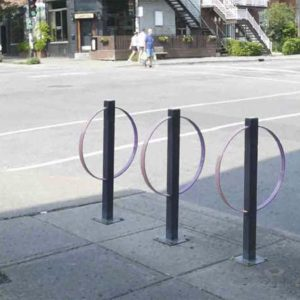 Atech Pastel Cycle Rack